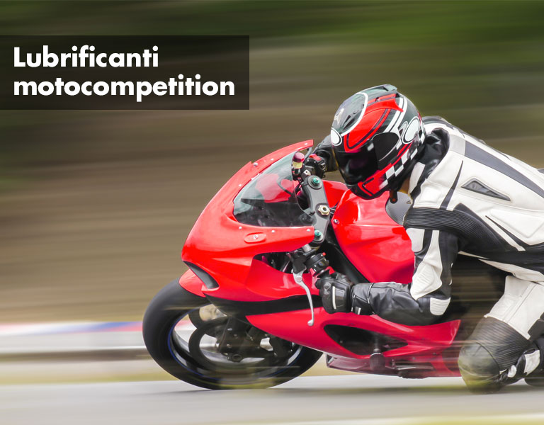 Lubrificanti Motocompetition